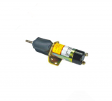 Woodward Stop Solenoid 1502-12C3UB2S1A